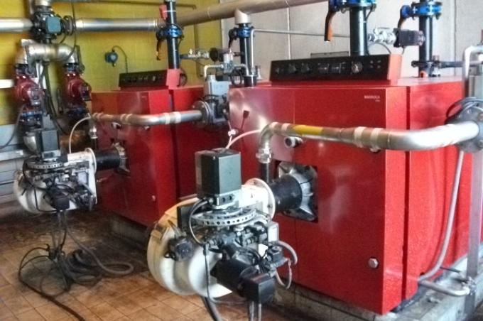 Calefaccion industrial electrica domotica crestron knx - Calefaccion central electrica ...